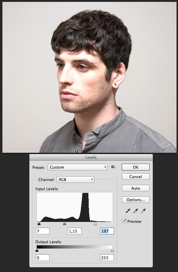 آموزش قدم به قدم افکت محبوب دابل اکسپوژر روی تصاویر در فتوشاپ