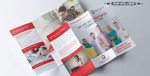 p733 1 300x152 - بروشور اطلاع رسانی دانشگاه ها و مراکز علمی آموزشی ویژه آموزشگاه های زبان بصورت لایه باز فتوشاپ