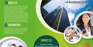 p741 1 300x152 - بروشور سه لت لایه باز شرکتی تجاری بازرگانی زیبا ویژه معرفی مراکز تجاری مانند کسب و کار های بیمه و دیگر بیزینس های بازاریابی