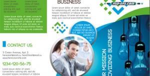 بروشور کاتالوگ تبلیغاتی شرکت های تجاری بازرگانی ایده پرداز و مشاور در ارائه راهکارهای نوین تبلیغاتی