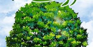طرح لایه باز روز درختکاری ویژه پانزدهم اسفندماه یا طرح آماده جشن درخت کاری با کیفیت بالا