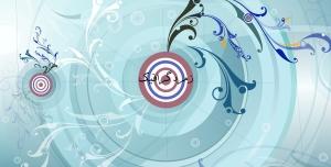 فایل لایه باز گل اسلیمی مدرن و زیبا ویژه فتوشاپ برای طراحی + PSD