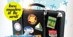 p39 300x152 - تراکت و پوستر لایه باز گردشگری و سفر دور دنیا + PSD