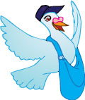 00015 - کبوتر نامه بر 3