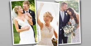 115 1 psd A4 RGB 300dpi 300x152 - موکاپ لایه باز عکس و پوستر عروسی با سه قاب عمودی مجزا و طرح کاغذ تاشده