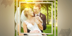 124 1 psd A4 RGB 300dpi 300x152 - قاب ، فریم و فون عکس لایه باز بسیاز زیبای عروسی با افکت های متنوع در مدل های مربع ، مستطیل و گرد