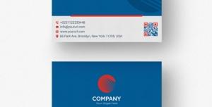 کارت ویزیت لایه باز شخصی برای تمامی اشخاص و حرفه ها با رنگ آبی سرمه ای