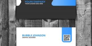 258 psd CMYK 300dpi 300x152 - کارت ویزیت لایه باز رسمی مناسب انواع مشاغل با طرح پشت و روی سفید و مشکی و رنگ بندی آبی