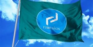پرچم احتزاز