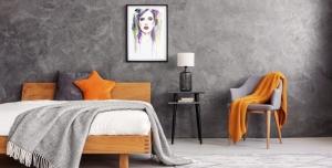 48 psd 5700x3800 300dpi 300x152 - موکاپ پوستر و عکس لایه باز جهت طراحی دکوراسیون داخلی منزل و اتاق شخصی