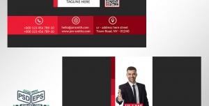 کارت ویزیت لایه باز شخصی مخصوص مدیران و بازاریابان حرفه ای با امکان درج تصویر شخص