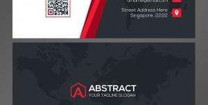 کارت ویزیت لایه باز شخصی ویژه مدیران شرکت های تجاری ، بازرگانی و بین المللی در چهار رنگ بندی