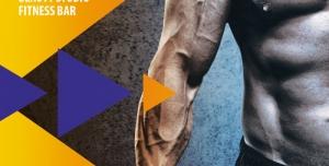 تراکت و پوستر لایه باز بدنسازی و پرورش اندام + PSD