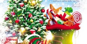 p92 300x152 - تراکت و پوستر لایه باز جشن کریسمس + PSD