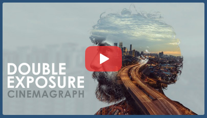 psd eps.com Double Photoshop Tutorial 4 - فیلم آموزش ترکیب تصاویر یا تکنیک دابل اکسپوژر  Double Exposure در فتوشاپ