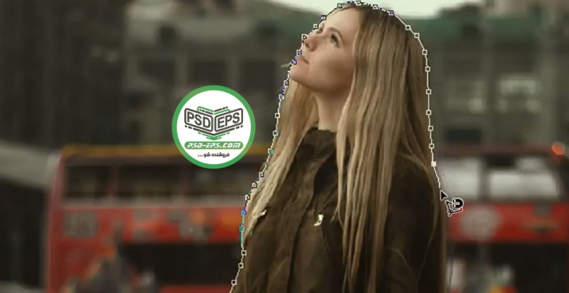 فیلم آموزش دوربری در فتوشاپ به زبان ساده و حرفه ای + HD