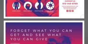 تراکت لایه باز تبلیغاتی کلینیک ها و درمانگاه های درمان سرطان خون ، رحم ، سینه ، معده و کلینیک های مشاوره برای بیماران سرطانی