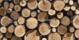 عکس با کیفیت الوار و تکه های چوب بر روی هم ویژه استفاده در امور تبلیغاتی و تجاری طراحی کاتالوگ ، بروشور و تراکت با موضوع نجاری ، صنایع چوب و ساخت میز ، مبل و صندلی