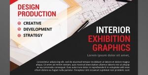 تراکت یا پوستر لایه باز تبلیغاتی در زمینه نقشه کشی ، طراحی ساختمان و معماری با تصویر طراحی نقشه ساختمان