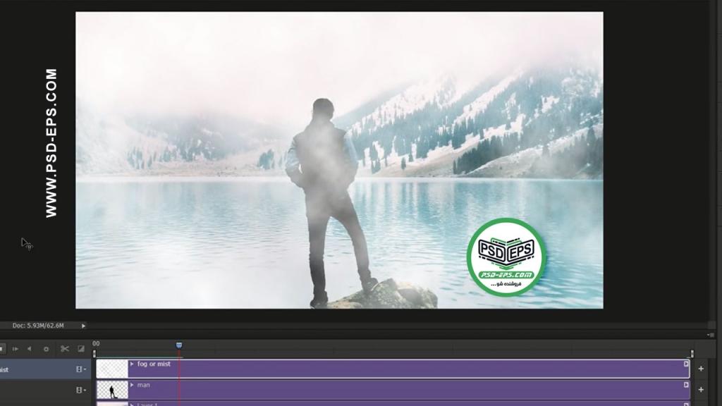 فیلم های آموزشی رایگان و با کیفیت از نرم افزار فتوشاپ