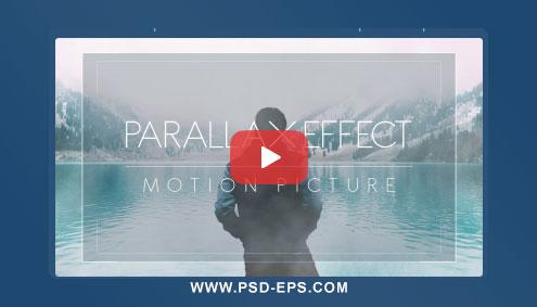 فیلم آموزش ایجاد مه و دود در تصاویر به همراه ایجاد افکت اختلاف منظر پارالکس ( Parallax ) و عکس ها با استفاده از تکنیک های فتوشاپ + HD