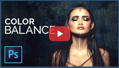 فیلم آموزش ترفندهای مخفی Color Balance یا تنظیم رنگ در فتوشاپ + HD حتما ببینید!