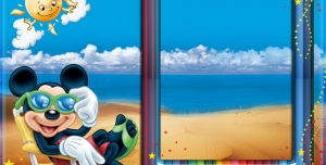 p174 300x152 - تراکت و پوستر لایه باز مهد کودک و پیش دبستانی و دبستان همراه با تصاویر شاد کودکانه + PSD