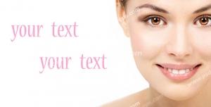 عکس با کیفیت تبلیغاتی برای محصولات آرایشی و بهداشتی یا سلامتی پوست بانوان