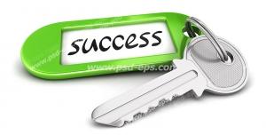 عکس با کیفیت تبلیغات کلید همراه با جاسوییچی سبز