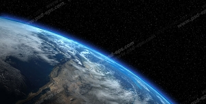 عکس با کیفیت تبلیغاتی تصویر کلوز کره زمین