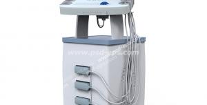 عکس با کیفیت دستگاه کامل سونوگرافی به همراه تمامی تجهیزات و نمایشگر