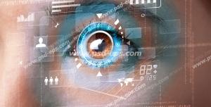 عکس با کیفیت تبلیغاتی مرکز فوق تخصص چشم پزشکی