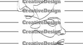 طراحی های یک خطی