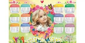 تقویم 1399 طرح کودک
