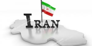 عکس با کیفیت تبلیغاتی مجسمه زیبای از ایران