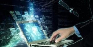 عکس با کیفیت تبلیغاتی رشد فناوری و نوآوری