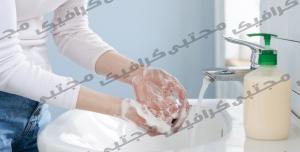 عکس باکیفیت و کاربردی شستشوی دست و رعایت بهداشت فردی