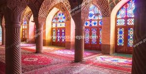 عکس با کیفیت تبلیغاتی مسجد نصیرالملک