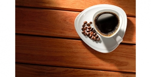 تصویر با کیفیت از فنجان قهوه
