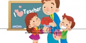 عکس دوربری شده تبریک روز معلم