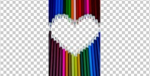 تصویر png با کیفیت از مداد