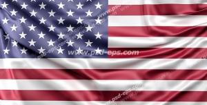 عکس با کیفیت تبلیغاتی پرچم آمریکا
