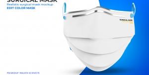 موکاپ ماسک جراحی