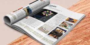 موکاپ مجله