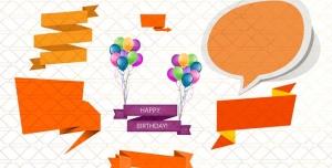 7 عدد بالن و حباب با کیفیت برای مکالمه(سری2)