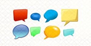 8 عدد کار سه بُعدی برای درج مکالمه(سری3)