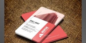 دانلود طرح آماده لایه باز کارت ویزیت مناسب کسب و کارهای اداری تجاری بازرگانی ساختمانی