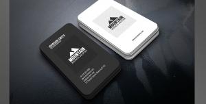 دانلود طرح آماده لایه باز کارت ویزیت مناسب فروشگاه های وسایل ورزشی