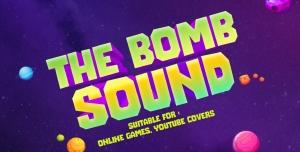 The Bomb Sound - فونت بازی