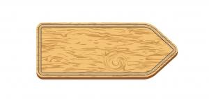 تخته چوبی